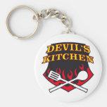 Teufels Küche-Hexenküche Schlüsselanhänger