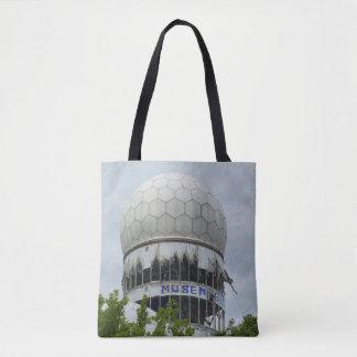 Teufelsberg_002.01, Berlin, Field Station Tote Bag