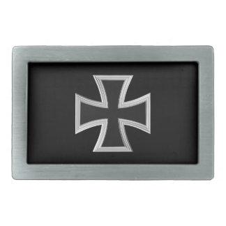 Teutonic cross belt buckle