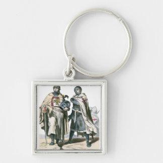 Teutonic Knights Keychain