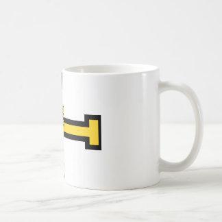 Teutonic Order Flag Coffee Mug