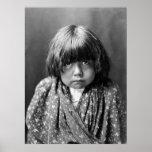 Tewa Indian Child, 1905 Print
