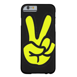 Tex2rock Peace Out Iphone 6 Case