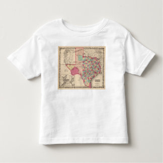 Texas 10 toddler T-Shirt