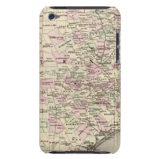 Texas 12 iPod touch Case-Mate case