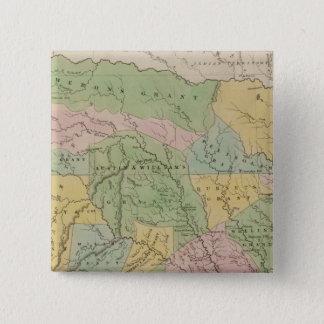 Texas 14 15 cm square badge