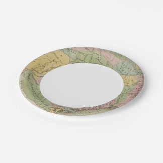 Texas 14 7 inch paper plate
