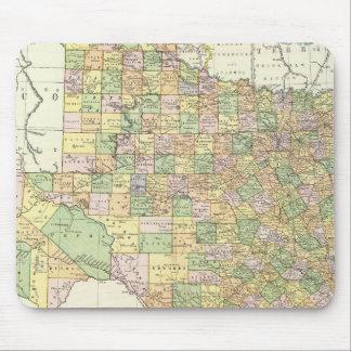 Texas 15 mouse mat