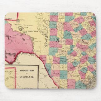 Texas 2 mouse mat