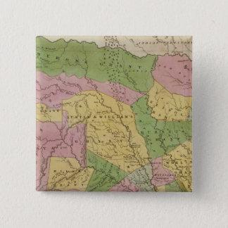 Texas 3 15 cm square badge