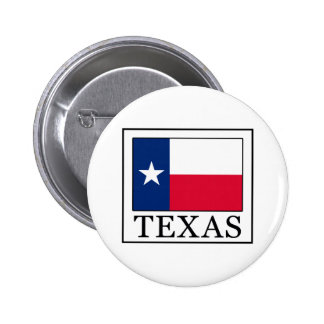 Texas 6 Cm Round Badge