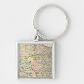 Texas 7 key ring
