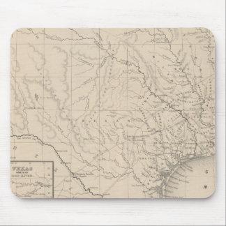 Texas 8 mouse mat