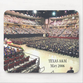 Texas  A&M Mouse Pad