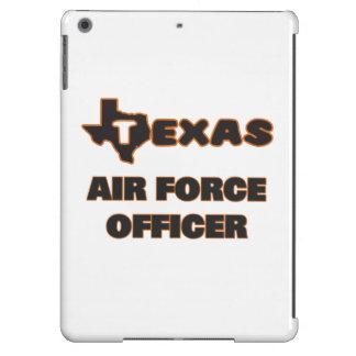 Texas Air Force Officer iPad Air Case