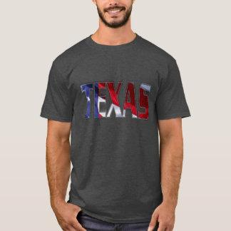 Texas American Flag T-Shirt