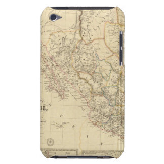 Texas and Mexico Barely There iPod Cover