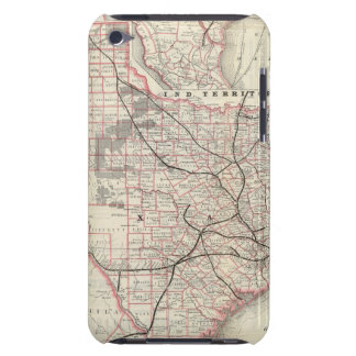 Texas and Mexico, Houston Case-Mate iPod Touch Case