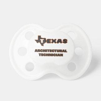Texas Architectural Technician Baby Pacifier