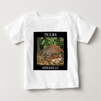 Texas Armadillo Baby T-Shirt