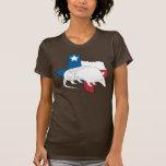 Texas Armadillo! Tee Shirts