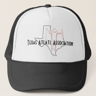 Texas Atlatl Association Trucker Cap