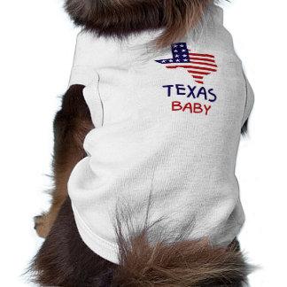 Texas Baby Dog Tee