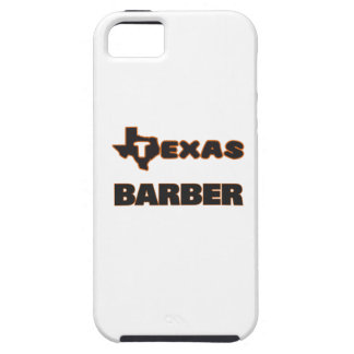 Texas Barber iPhone 5 Cover