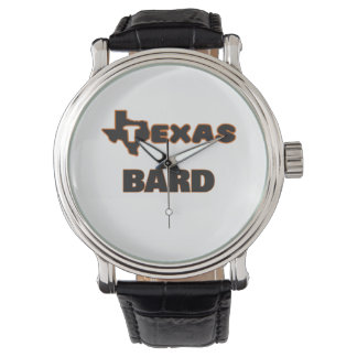 Texas Bard Wristwatches