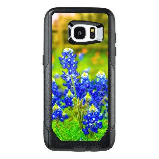Texas Bluebonnets Samsung Otterbox Cases