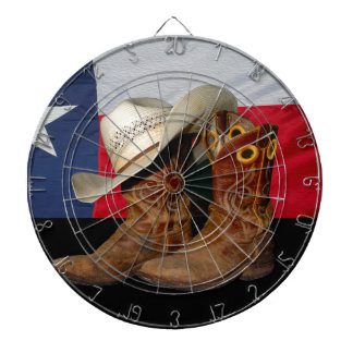 Texas Boots and Hat.jpg Dart Boards