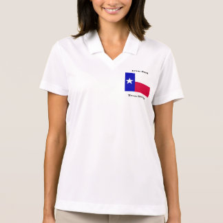 Texas Born Texas PROUD Polo
