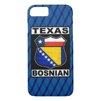 Texas Bosnian American Phone Case