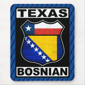 Texas Bosnian American Sign Mousemat