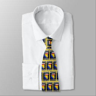 Texas Bosnian American Tie