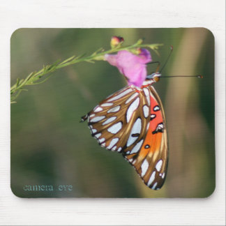 Texas Butterfly Mouse Mat