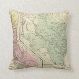 Texas, California Cushion