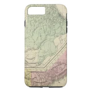 Texas, California iPhone 8 Plus/7 Plus Case