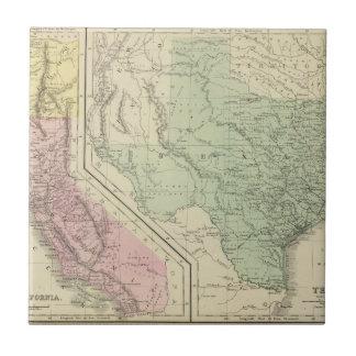 Texas, California Tile