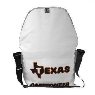 Texas Cannoneer Courier Bags