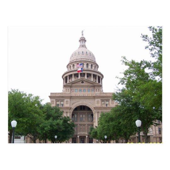 Texas Capitol Postcard