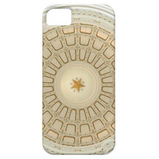 Texas Capitol Rotunda Dome iPhone 5 case