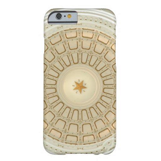 Texas Capitol Rotunda Dome iPhone 6 case