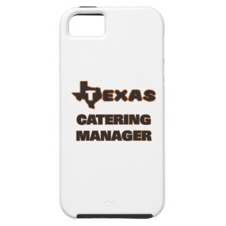 Texas Catering Manager iPhone 5 Covers