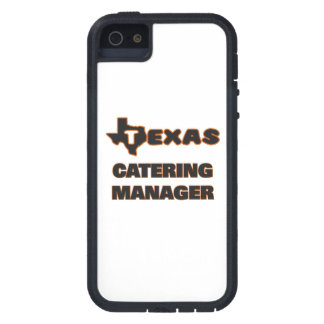 Texas Catering Manager iPhone 5 Cases