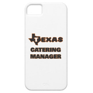 Texas Catering Manager Barely There iPhone 5 Case