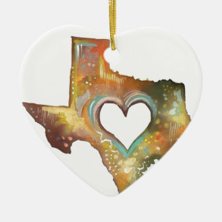 Texas Christmas Ornament