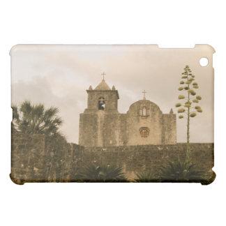 Texas Church-Vintage/sepia Cover For The iPad Mini