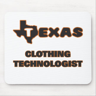 Texas Clothing Technologist Mouse Pad