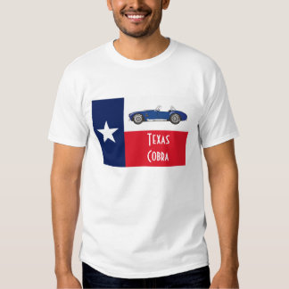 Texas Cobra Club Tee Shirts